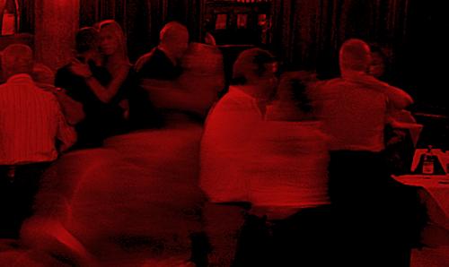 Practica στην Academia del Tango